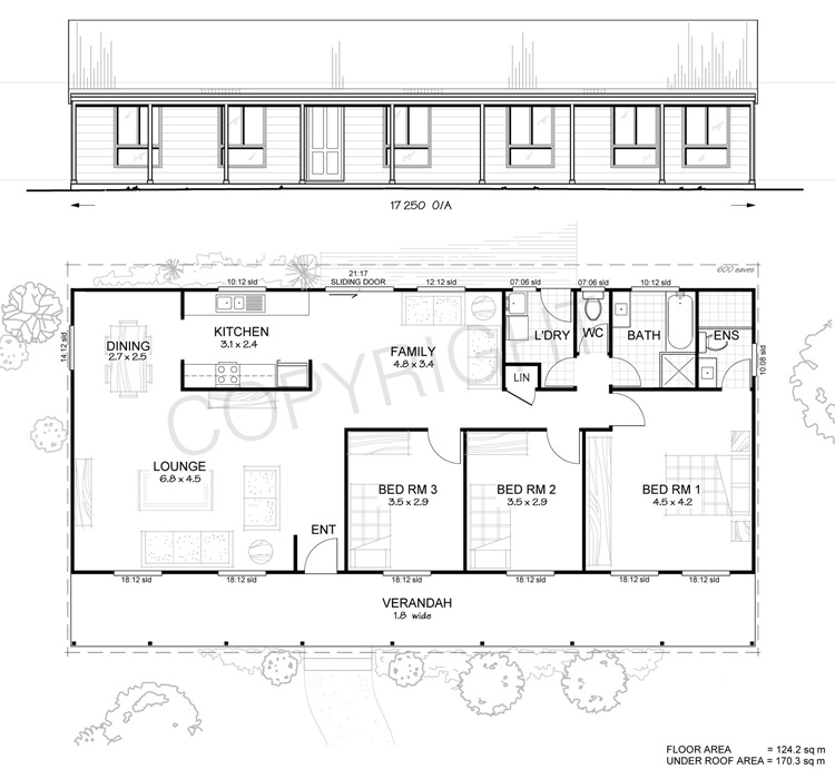 Metal Building Homes Floor Plans