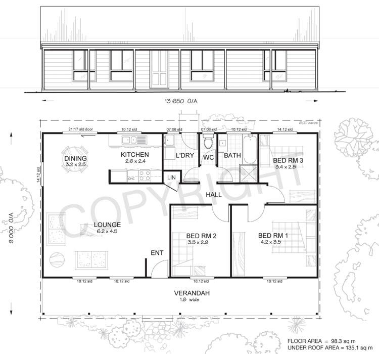 plans kit homes
