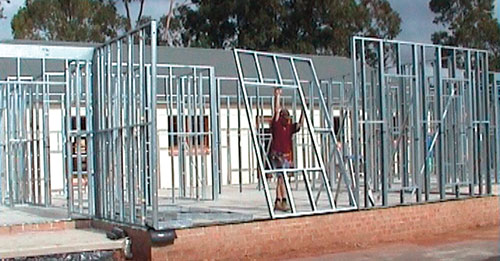 Installing Quality Steel Frame on Easy Wiring Diagrams