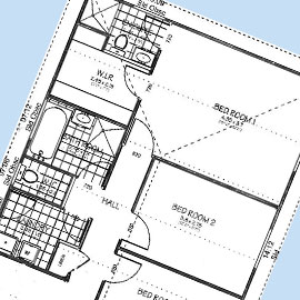 Met Kit Homes floorplans, council plans and basix