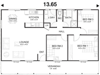 Met-Kit Homes - Steel Frame Budget Kit Homes - Nepean 3